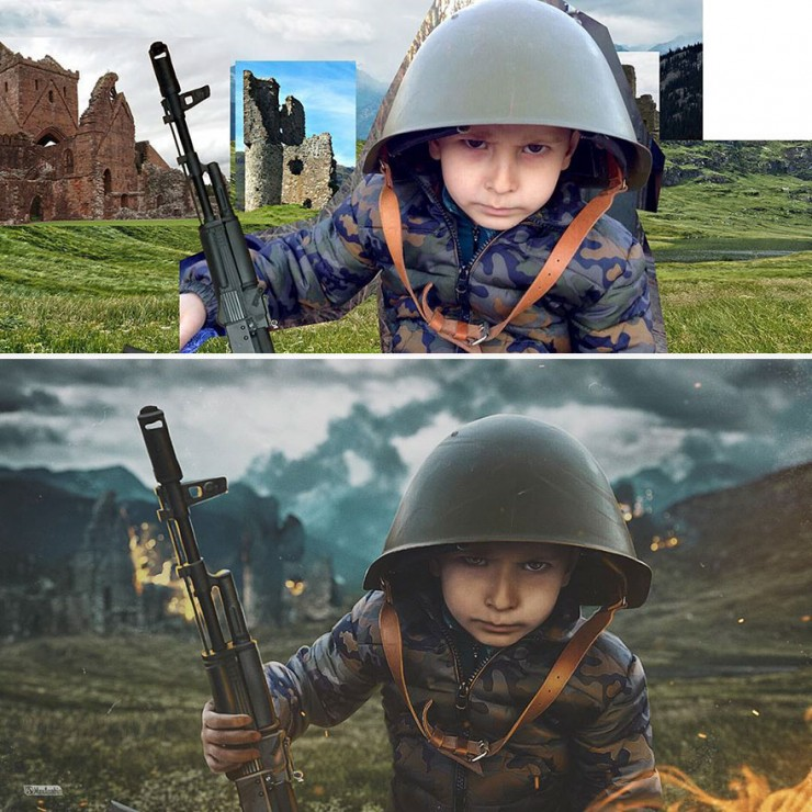 Cool Photoshop Effects29