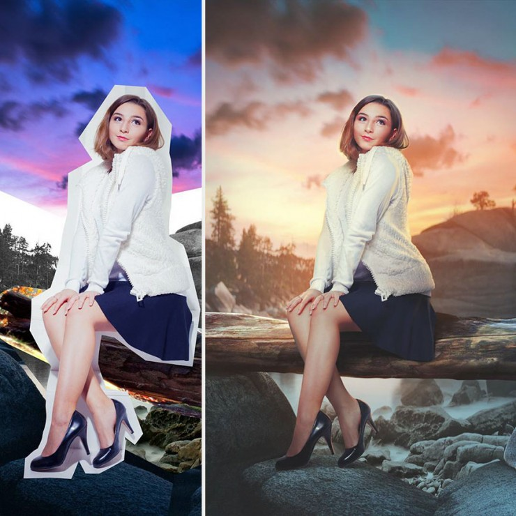 Cool Photoshop Effects30