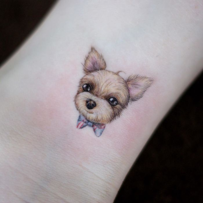 Dog Tattoos - 06.