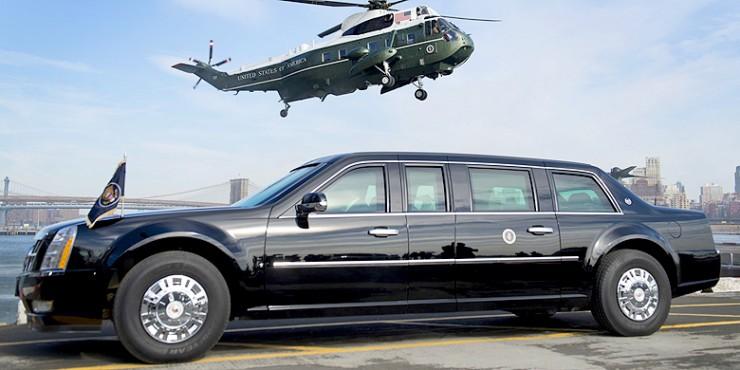 US Presidential Travels 01.