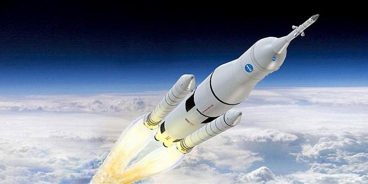NASA SLS - 01
