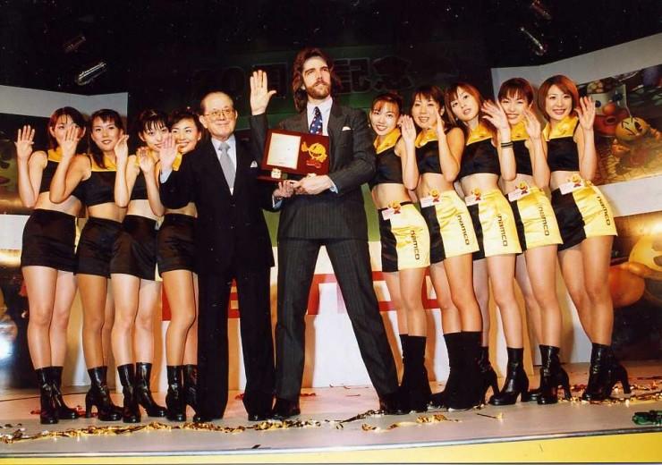 Billy Mitchell Pac-Man - 11
