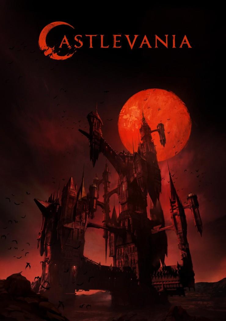 Castlevania Netflix Series - 01.