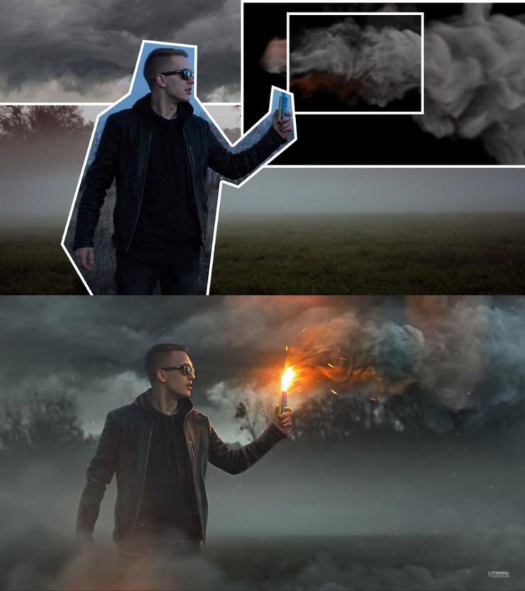 cool photoshop effects - 09