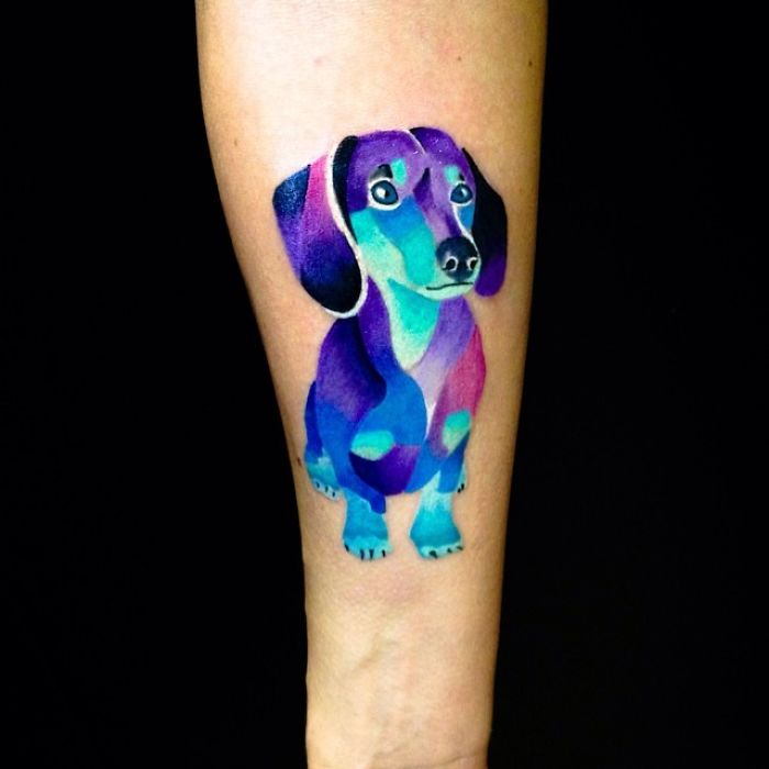 Dog Tattoos - 08.