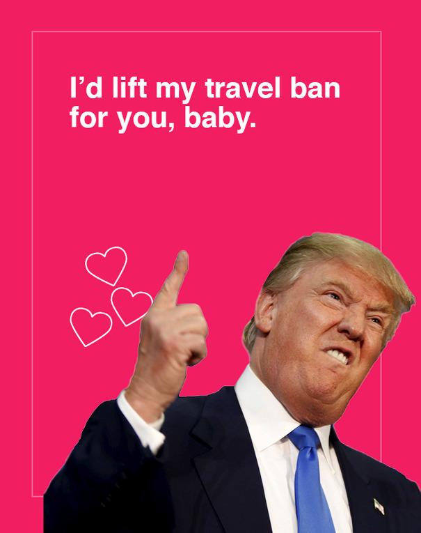 Donald Trump Valentines - 01