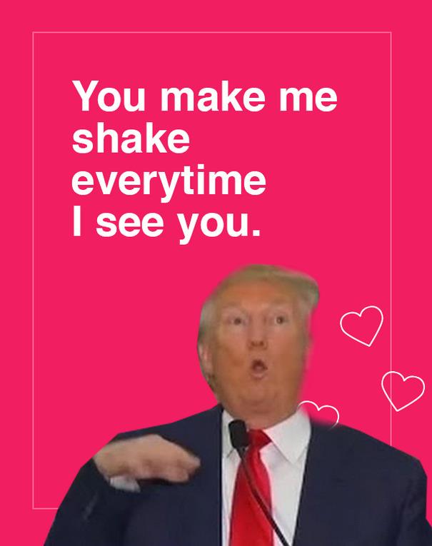 Donald Trump Valentines - 10
