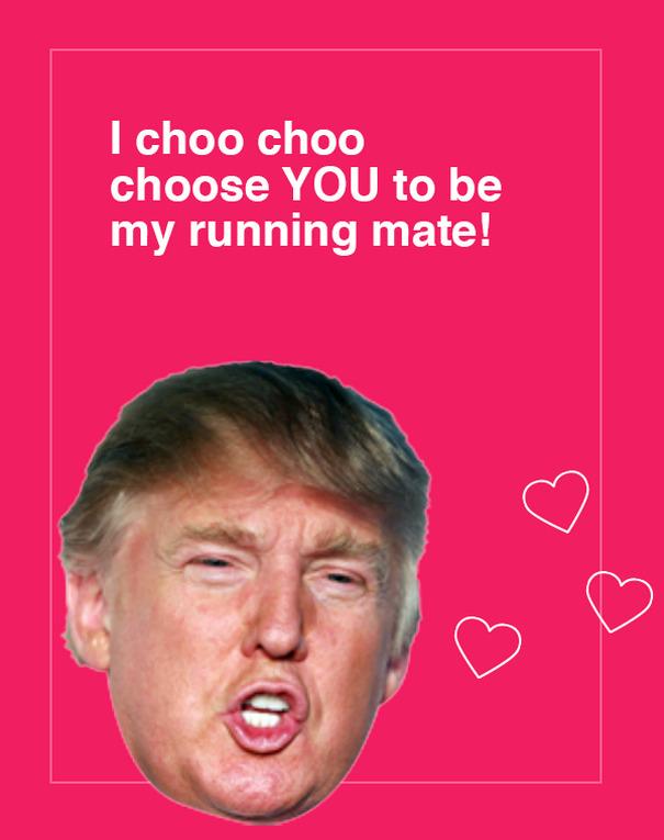 Donald Trump Valentines - 11