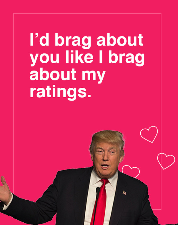 Donald Trump Valentines - 02