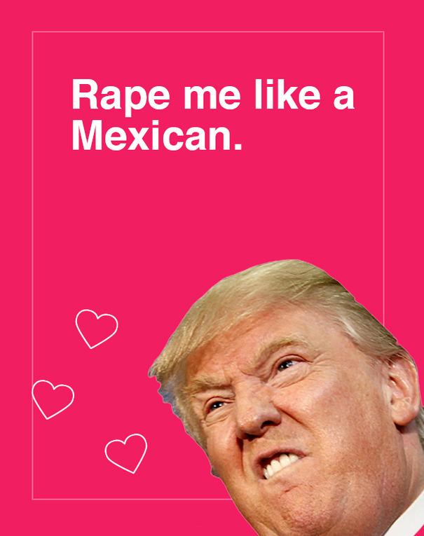 Donald Trump Valentines - 03