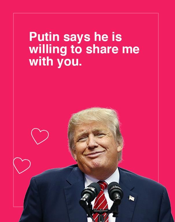 Donald Trump Valentines - 04