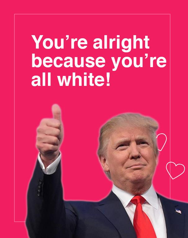 Donald Trump Valentines - 06