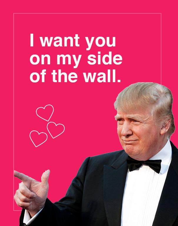 Donald Trump Valentines - 07
