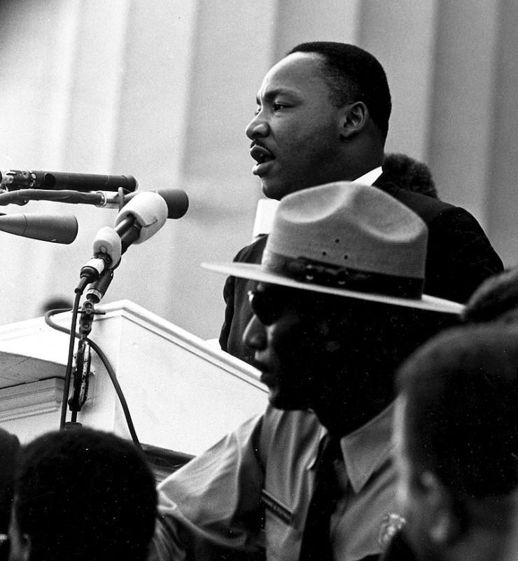 MLK I Have A Dream Speech - 01
