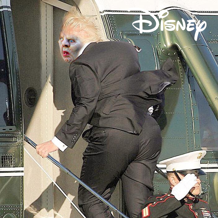 trump's butt 09.
