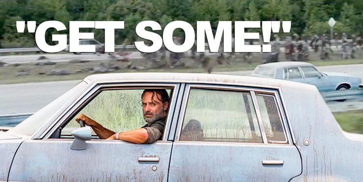 The Walking Dead Season 7 Episode 9 - 01