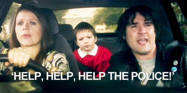 Help, Help, Help The Police.