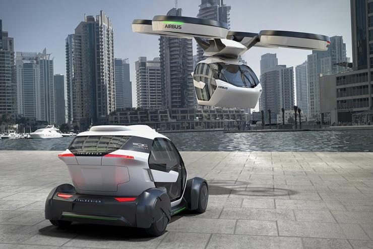 Airbus Flying Car - 01.