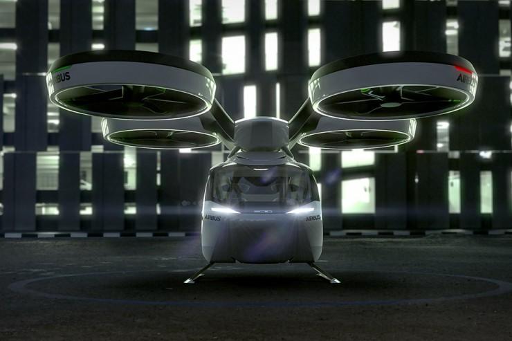 Airbus Flying Car - 03.