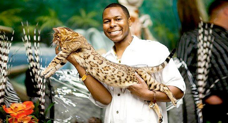 Exotic Cat Breeder Anthony Hutcherson - 22.