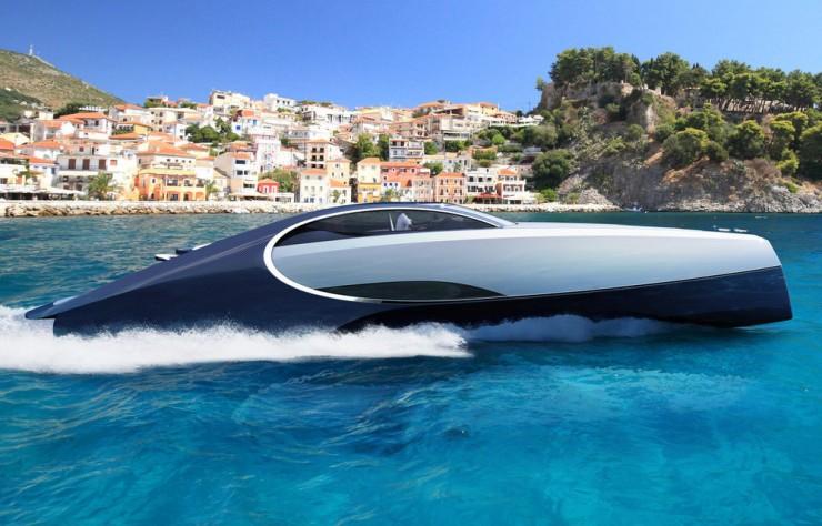 Bugatti yacht - 11.