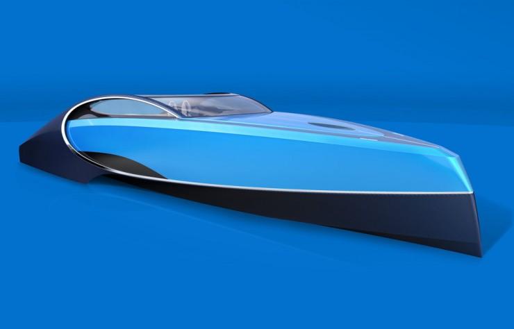 Bugatti yacht - 12.