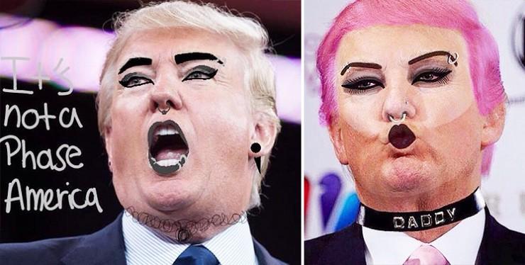 Emo Trump Is A True Emo - 33.