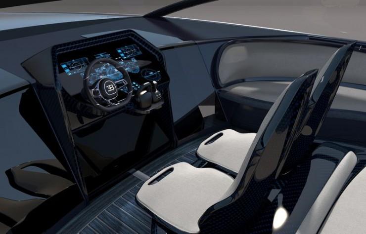 Bugatti Yacht is A Chiron Inspired $2.2 Million Super Yacht - Helm.