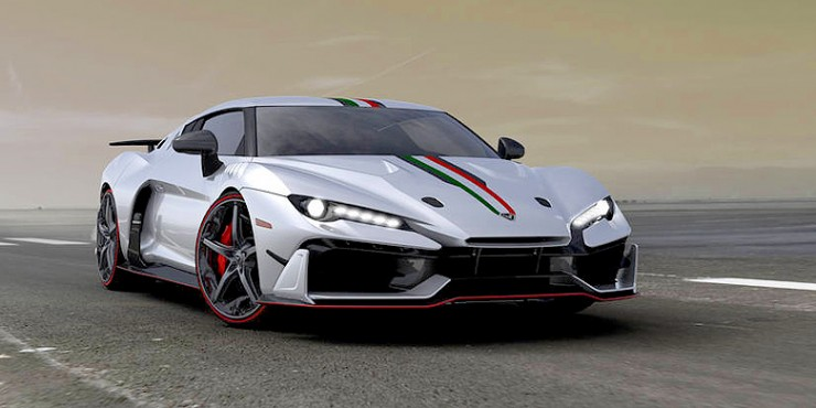 New Italdesign Supercars Are Stunning Italian Sports Cars