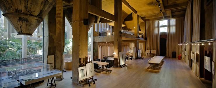 La Fabrica  architecture.