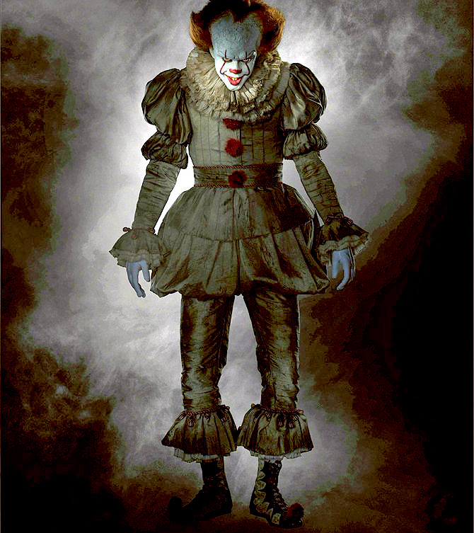 Stephen King's IT Remake Pennywise.