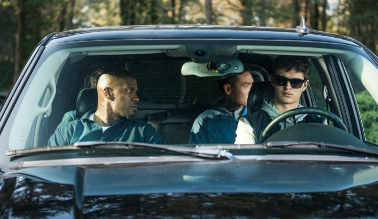 baby driver - 01