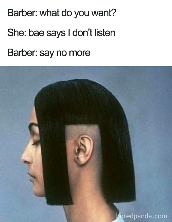 say no more barber meme - 06.
