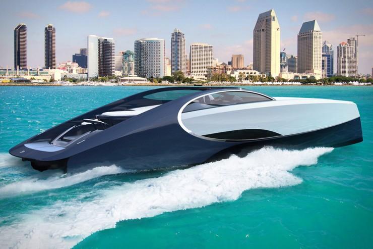 Bugatti yacht - 02.
