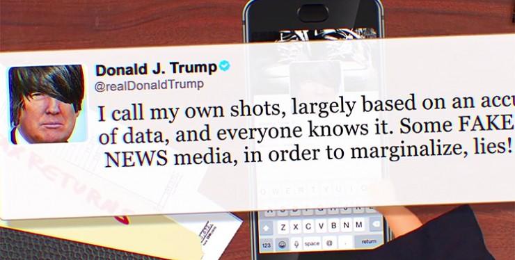 Emo Trump Lyrics Are Perfectly Emo - 99.