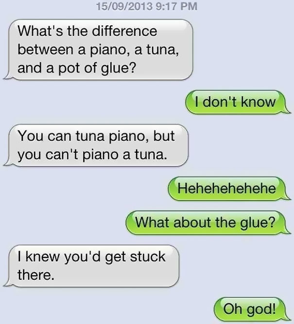 Funny Text Messages From Your Dad - 01.