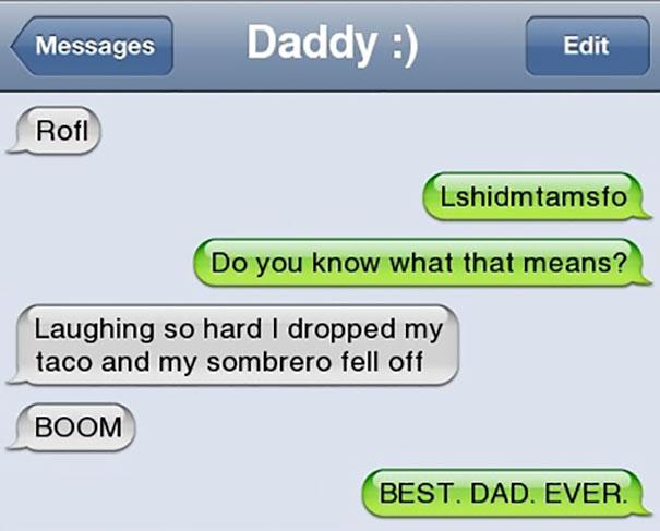 funny dad texts - 07.