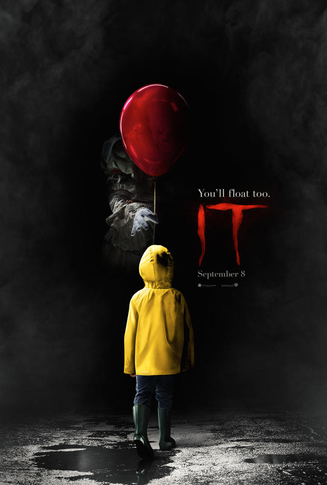 Stephen King it remake poster.