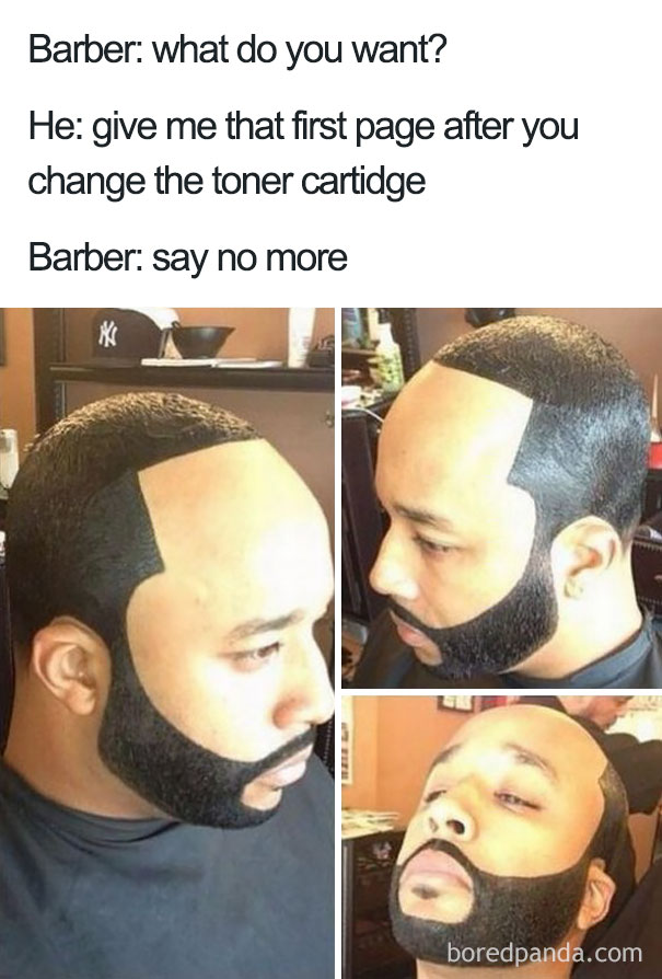 say no more meme barber.