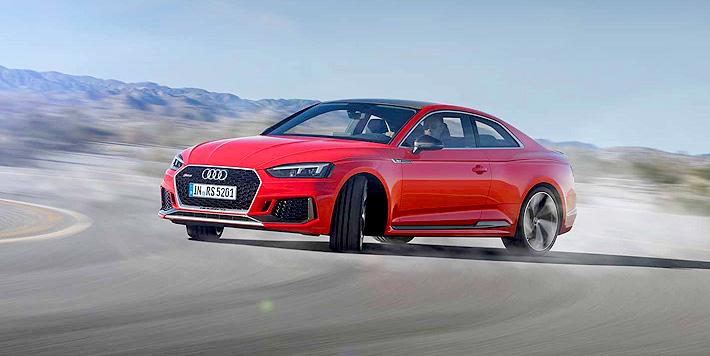2018 Audi RS 5 Geneva Motor Show - 99.