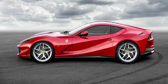 The Geneva Motor Show 2017 Ferrari 812 Superfast - 99.