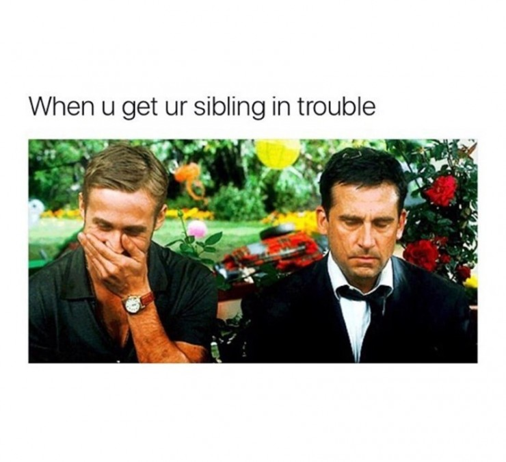 Growing Up With Siblings Memes 03.