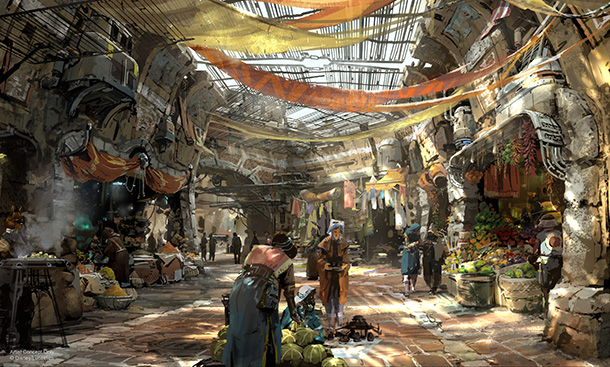 Disneyland Unveils More Disney Star Wars Land Details- 06.