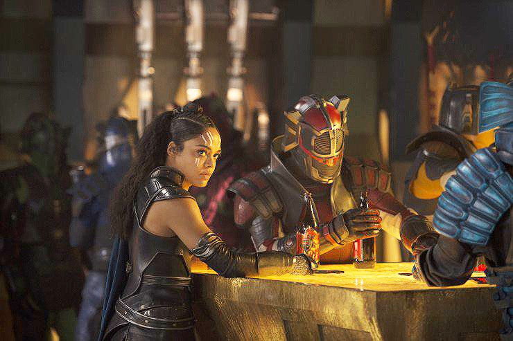 The First Thor Ragnarok Trailer Drops - 02.