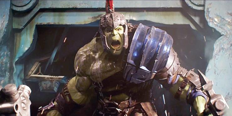 The First Thor Ragnarok Trailer Drops - 06.
