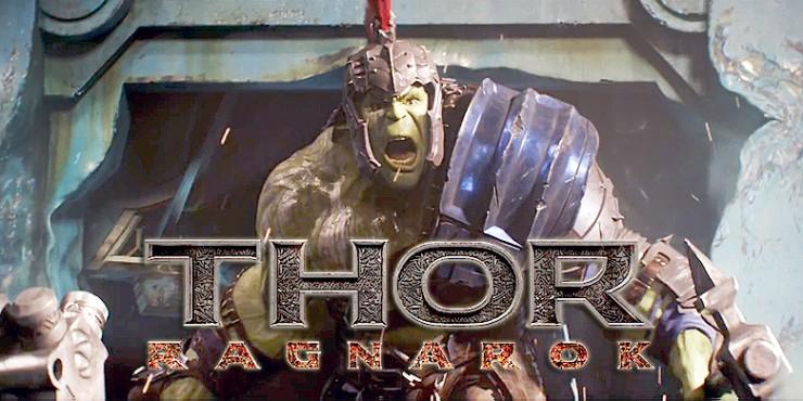 Marvel Outline The Thor Ragnarok Trailer - 99.