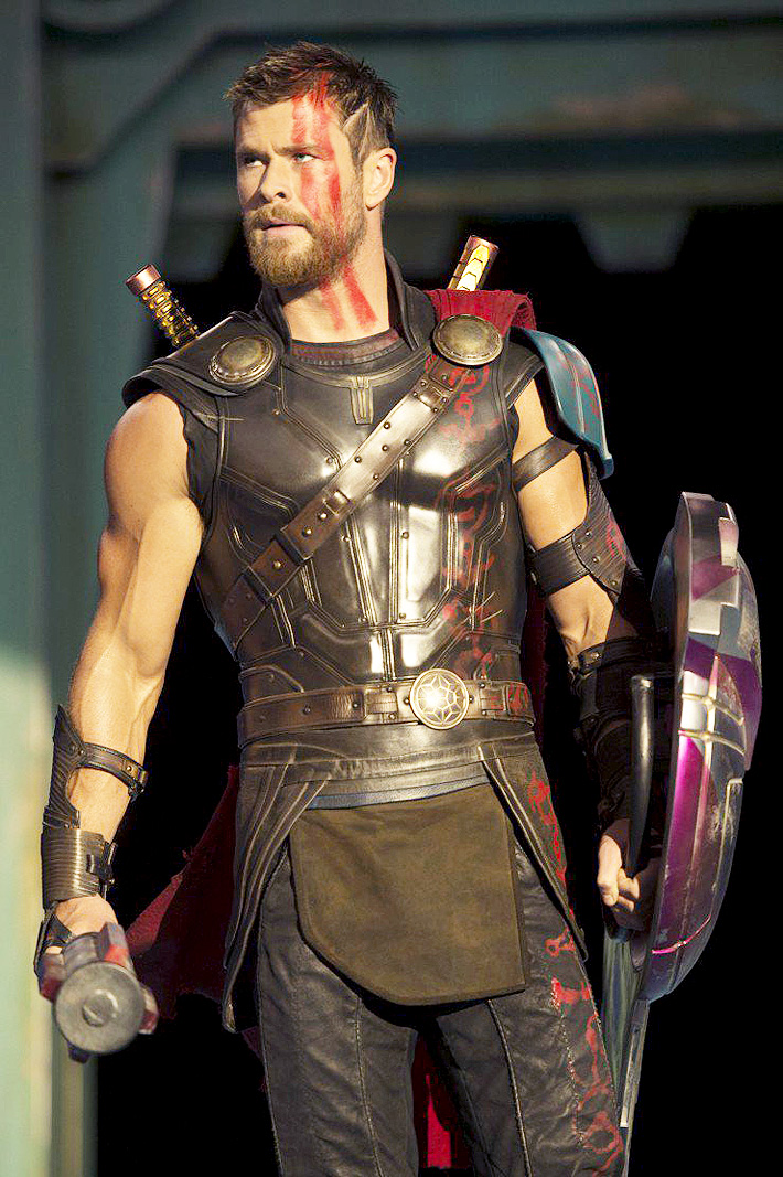The First Thor: Ragnarok Trailer Drops - 01.