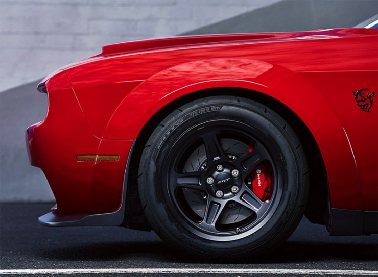 The New 2018 Dodge Challenger SRT Demon Is A Supercharged Beast Of A Car - 02.