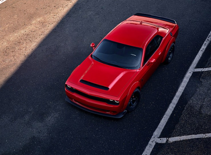 The New 2018 Dodge Demon Is A Supercharged Beast Of A Car - 03.