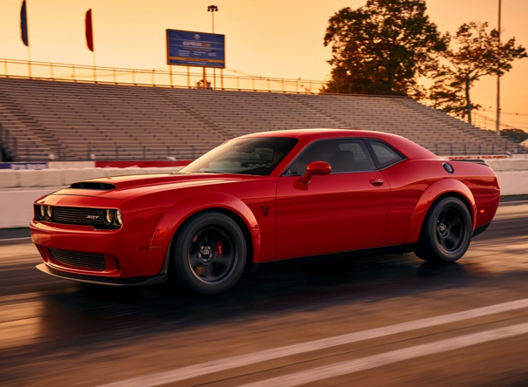 The New 2018 Dodge Demon Is A Supercharged Beast Of A Car - 07.